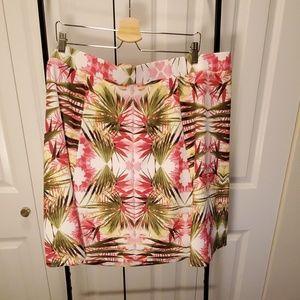 3x INC Tropical Skirt